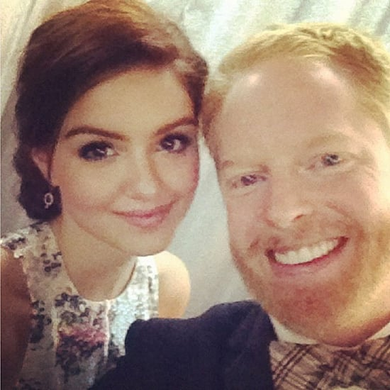 Modern Family's Jesse Tyler Ferguson Applauds Ariel Winter: 'She Has a Great Future in Front of Her'