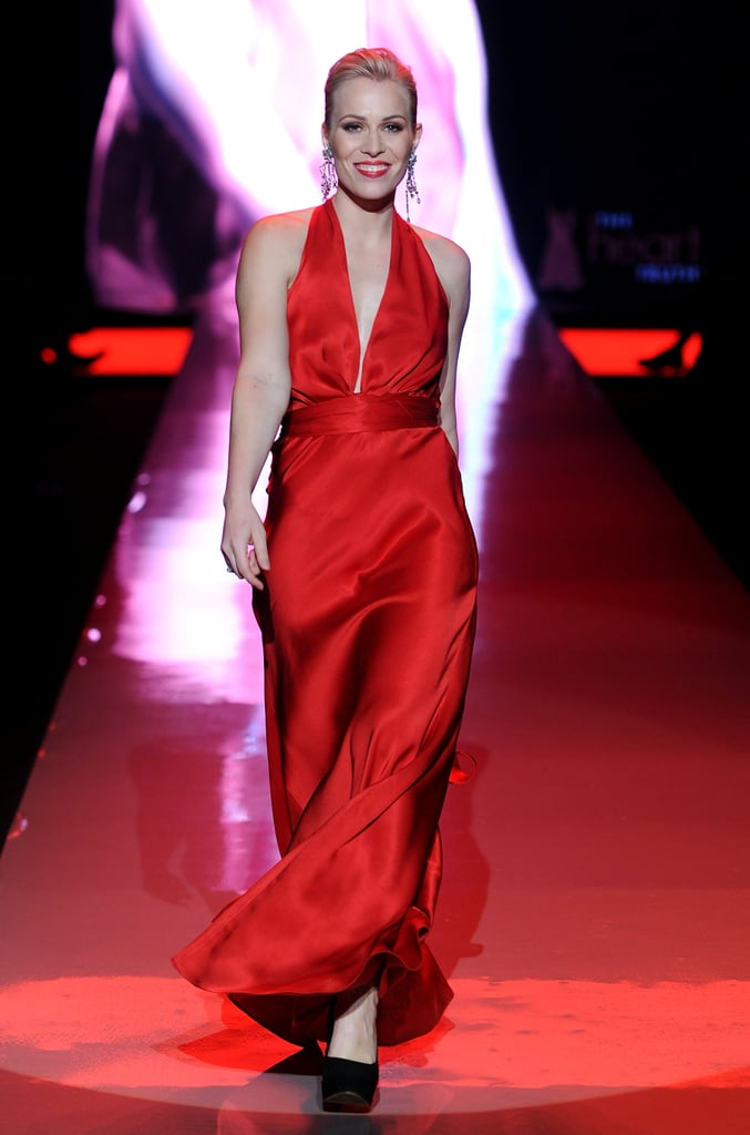Camila Has Matthew's Support For Her Red-Hot Return to the Runway