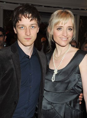 Anne-Marie Duff is Pregnant with Her and Husband James McAvoy's First Child