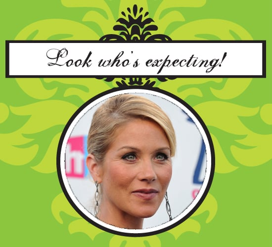 Christina Applegate is Pregnant!