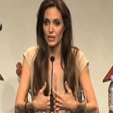 Video: Angelina Jolie at 2011 Cannes Film Festival For Kung Fu Panda 2