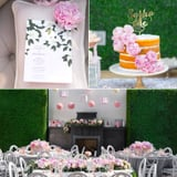 This First Birthday Party Is Vintage Elegance at Its Finest