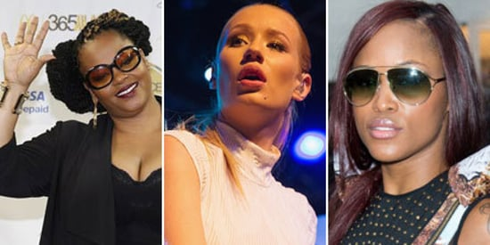 Iggy Azalea Responds After Eve & Jill Scott Diss Her 'Blaccent'