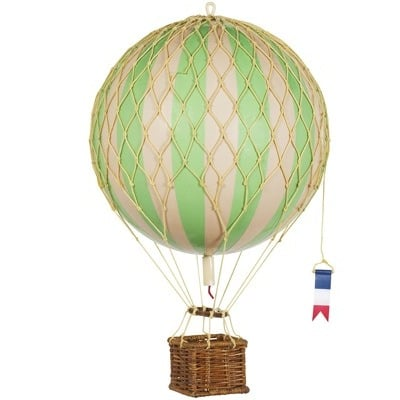 Authentic Models Hanging Hot Air Balloon ($35)