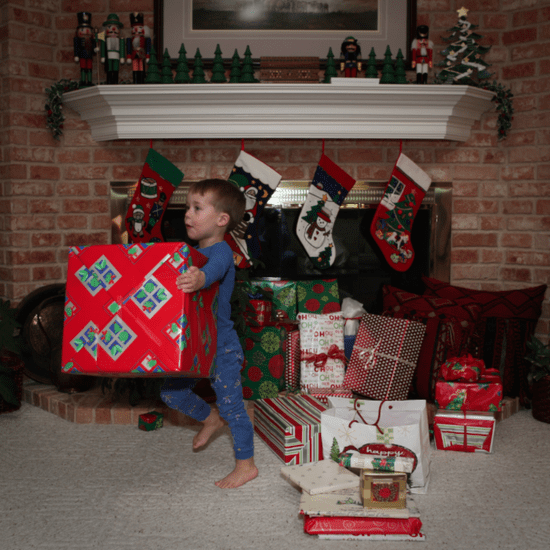 How Much Should Santa Spend on Gifts