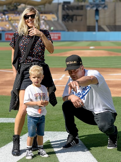 Josh Duhamel Is Ready to Be a Sports Dad After First Baseball Game with Son Axl