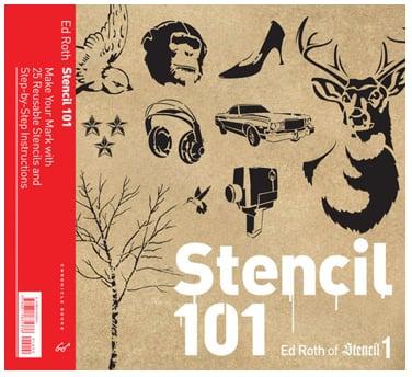 Home Library: Stencil101