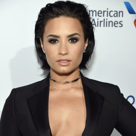 How to Get Brows Like Demi Lovato