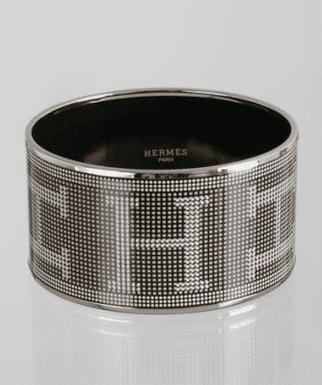 Hermès Pixelated Bangle: Totally Geeky or Geek Chic?