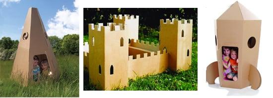 Paperpod Cardboard Creation