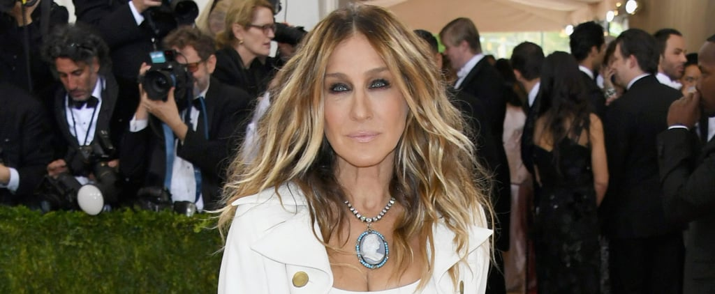 Sarah Jessica Parker May or May Not Have Travelled Back in Time to Get Her Met Gala Outfit
