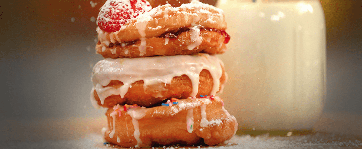 POPSUGAR Shout Out: Making Homemade Cronuts Is Actually Easy!