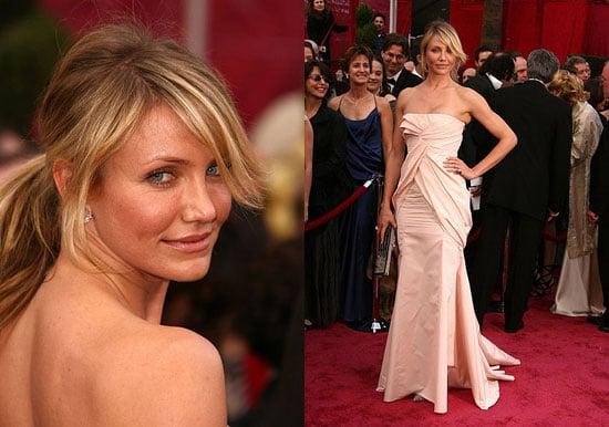 Oscars Red Carpet: Cameron Diaz
