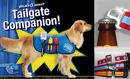 Two Bizarre Ways to Put Your Dogs to Work at a Tailgate