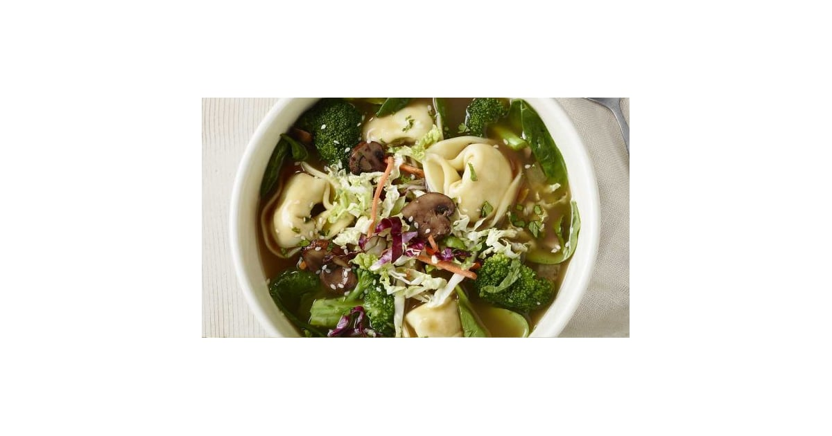 Thai Garden Chicken Wonton Broth Bowl Panera Has Some Of The Healthiest Fast Food And You