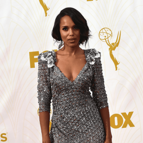 Sequined Dresses at Emmys 2015