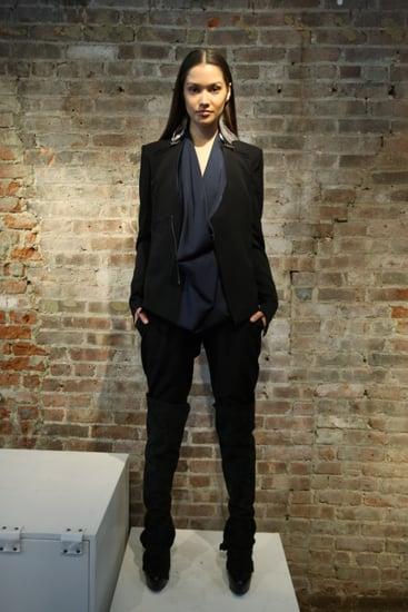 Fall 2011 New York Fashion Week: Improvd