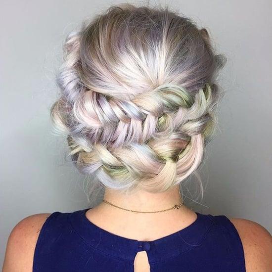 Pastel Hair Color Trend 2016