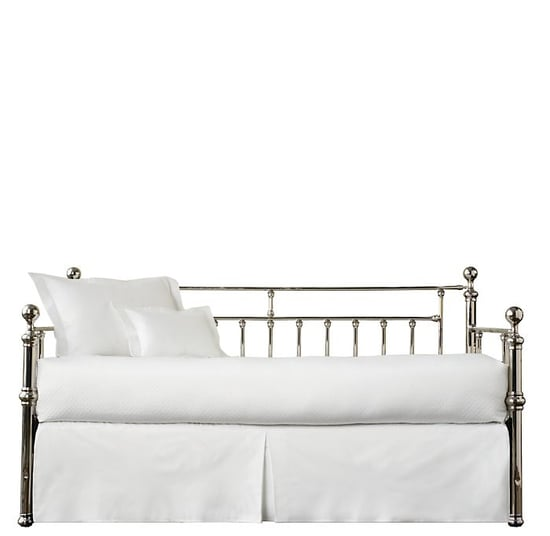 Good, Better, Best: Ball-Topped Wrought Iron Daybeds