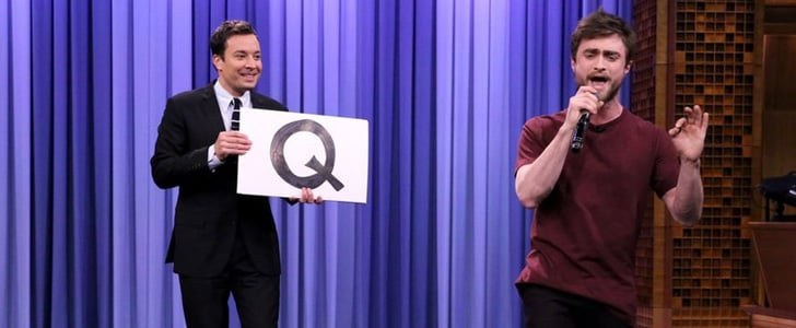 Daniel Radcliffe Is Just One of the Many Celebrities With Crazy Rap Skills
