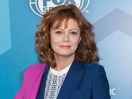 WATCH: Susan Sarandon Reveals What It's Like Working with Ryan Murphy on New Series Feud