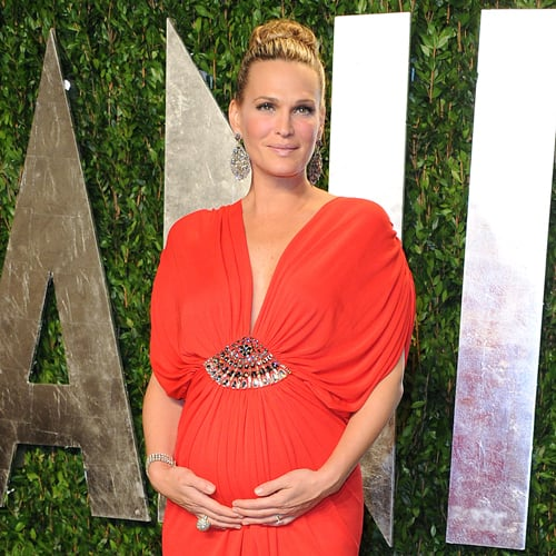 Molly Sims Pregnancy Style
