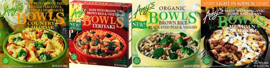 Nutritional Information of Amy's Kitchen Bowls