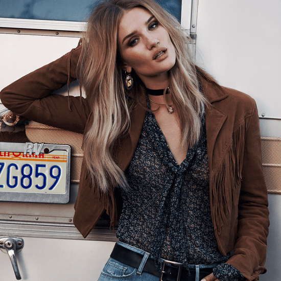 Rosie Huntington-Whiteley Paige Campaign Spring 2016