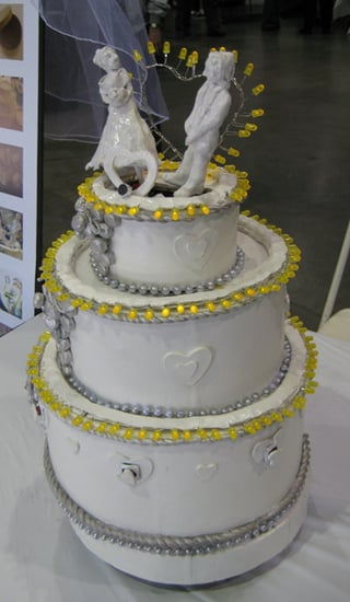 Maker Faire: Interactive Wedding And Birthday Cakes