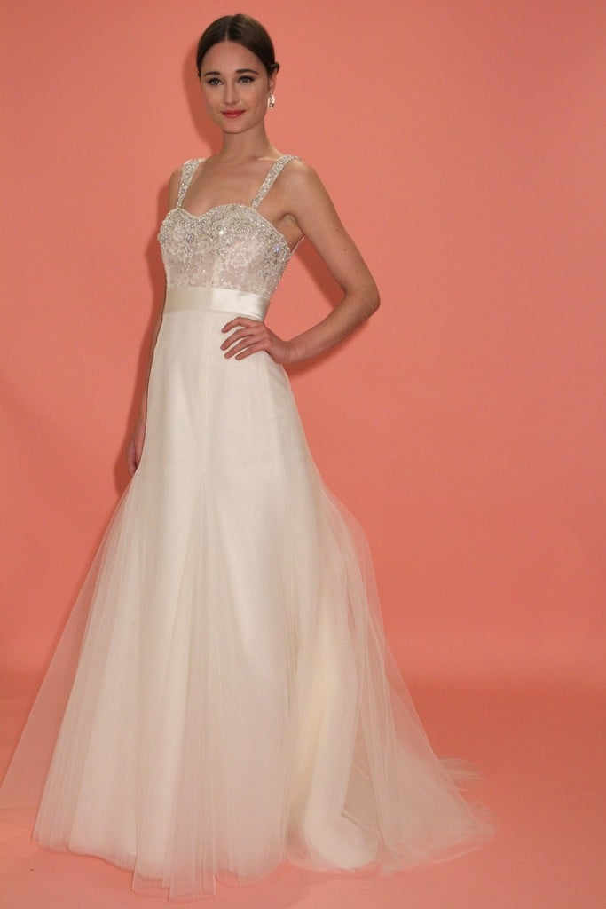 Badgley Mishka Bridal Spring 2013