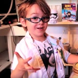 This Adorable 5-Year-Old Boy's First Science Experiment Video Is Going to Make You Melt