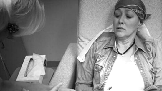 Shannen Doherty Shares 'the Many Faces of Cancer' During Chemotherapy