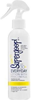 Enter to Win Supergoop SPF 30+ All-Over Everyday UV Spray!
