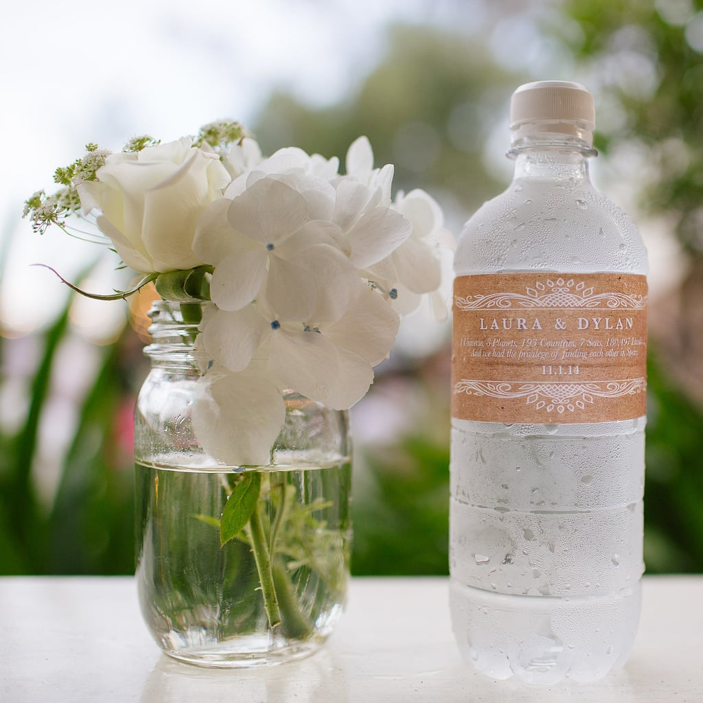 Personalized Bottled Waters