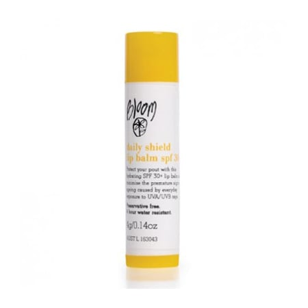Bloom Lip Protectant SPF 30+, $12.95