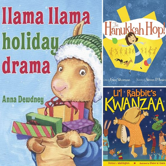 Reading Fun For the Holidays: 10 Festive Books For Tots
