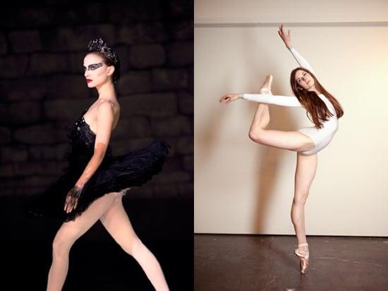 Natalie Portman's Ballet Beautiful Workout For Black Swan