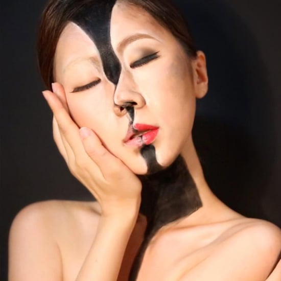 Optical Illusions With Makeup | Video
