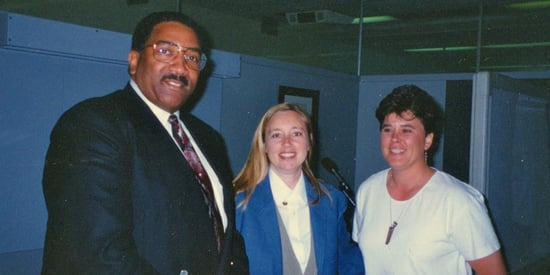 Remembering Willie Williams, Former LAPD Chief Who Changed Attitudes Towards the LGBT Community