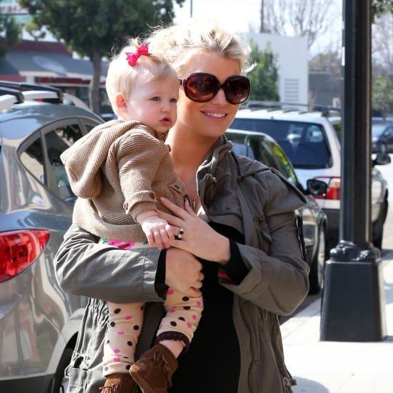 Cute Celebrity Family Pictures | February 2013
