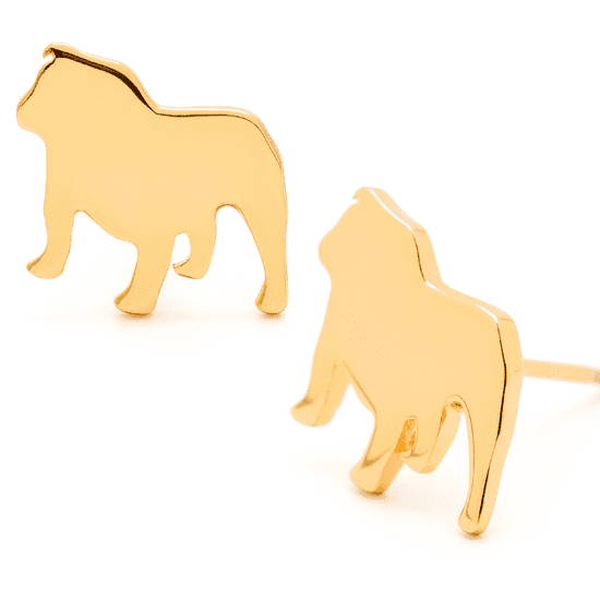 Gorjana Damsel Bulldog Earrings | Review