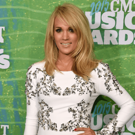 Carrie Underwood at the CMT Awards 2015