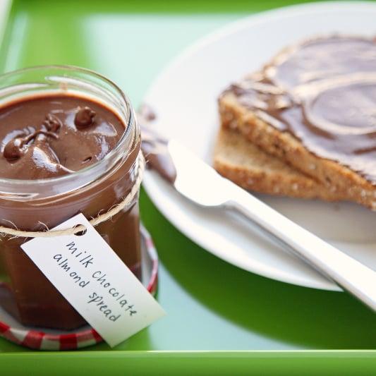 Almond Nutella Recipe