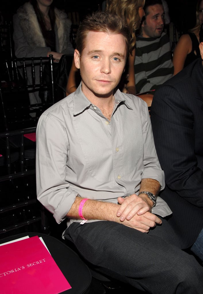 Kevin Connolly was without his entourage at the 2006 show.