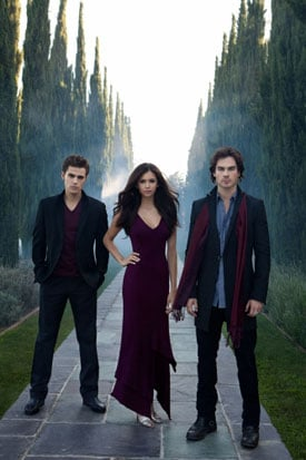 New Photos From the Beautiful Life and Vampire Diaries and Quotes From TCA