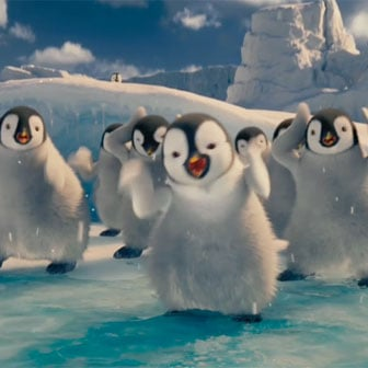 Happy Feet 2 Trailer