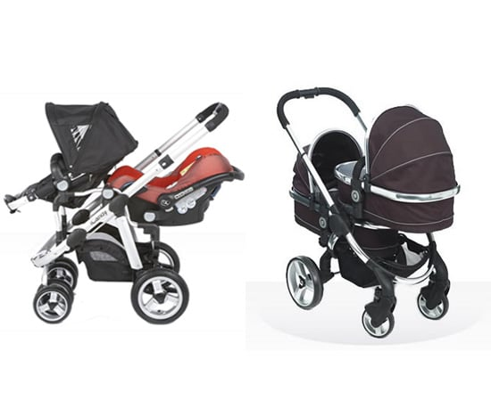 Do you prefer the old or the new iCandy stroller?
