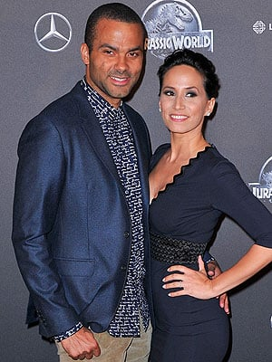 A Second Son! Baby Boy on the Way for Tony Parker