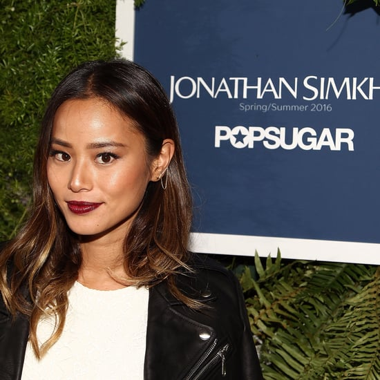 Jamie Chung NYFW Interview