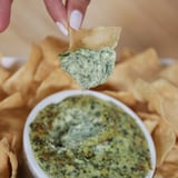 The Best Effin' Spinach-Artichoke Dip